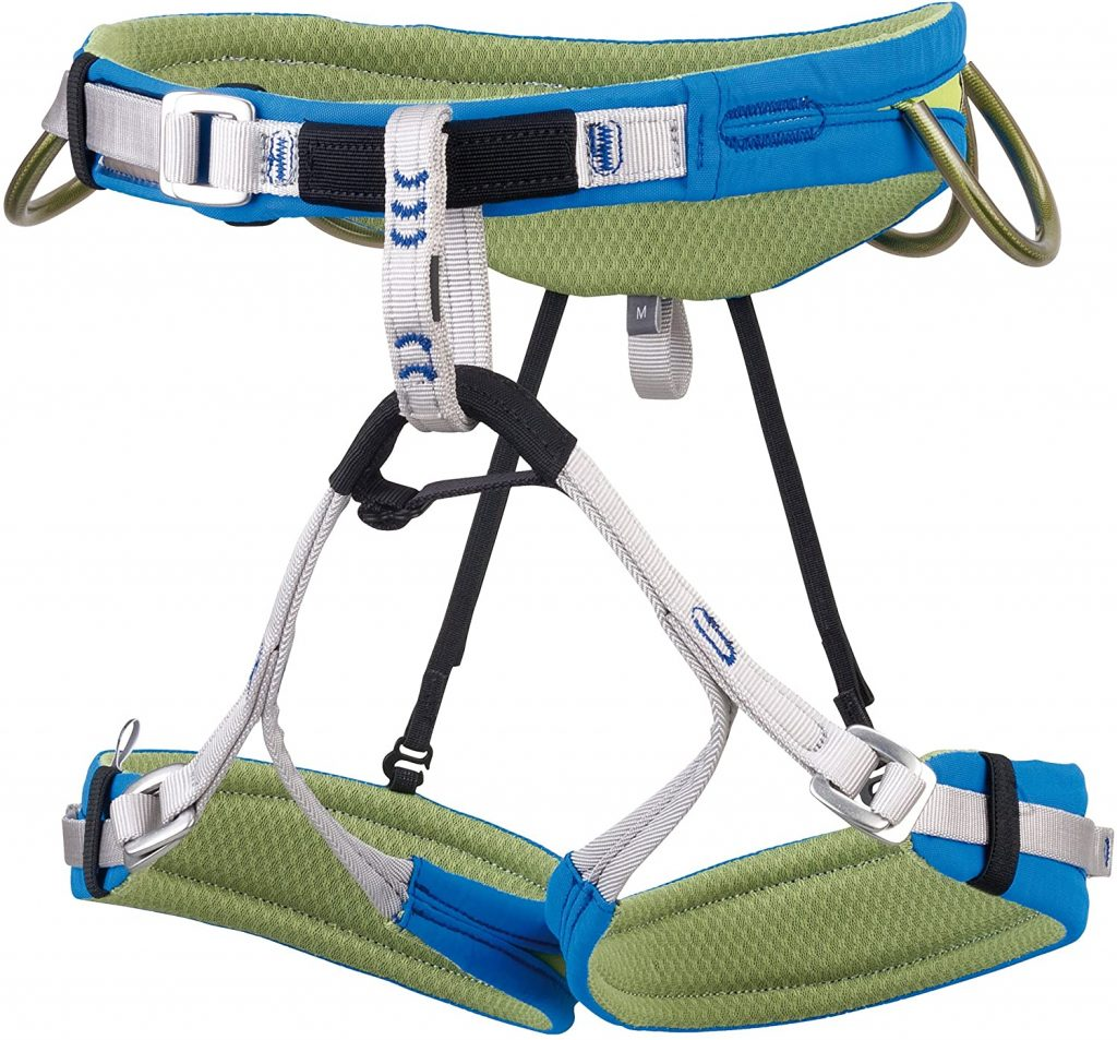 best women's climbing harness
