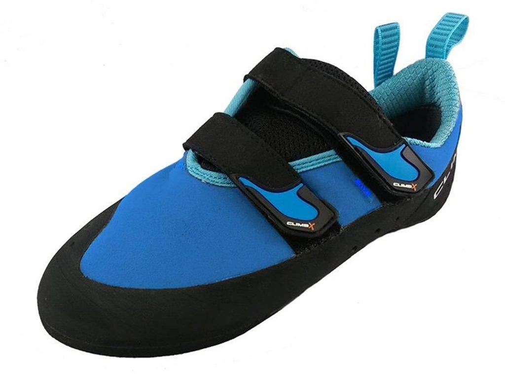 Climb X Rave Shoe Review